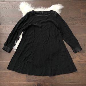 [Eileen Fisher] 100% Silk Tunic Dress